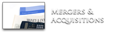 Mergers & Aquisitions